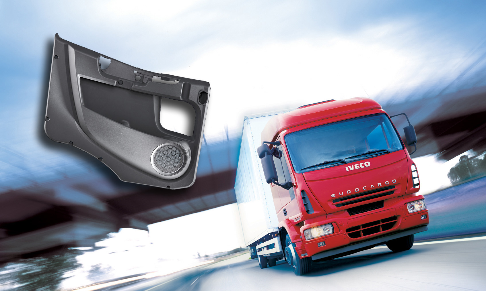 IVECO Selects LyondellBasell's High-Performance Softell PP