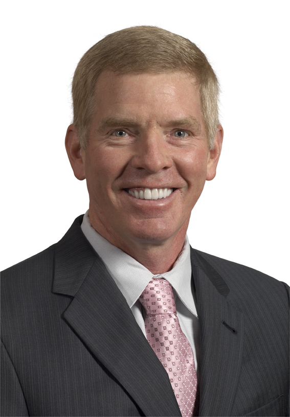 Photo of Ed Dineen, LyondellBasell COO