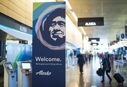 Alaska Airlines brand