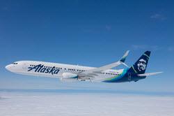 Alaska's refreshed livery