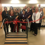 Ribbon-cutting ceremony at Banner Ironwood