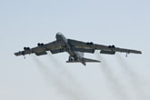 Boeing B-52 With Combat Network Communications Upgrade Enters Flight Test