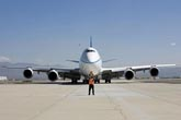 Boeing 747-8 Freighter Begins Flight-Test Operations in Southern California