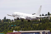 Boeing P-8A Poseidon Completes 1st In-flight Test of Mission Systems