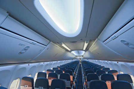 TUIfly Receives First Next Generation 737 With New Boeing Sky Interior