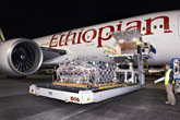 Boeing and Ethiopian Airlines Partner with Non-Profits to Deliver Needed Medical Supplies