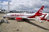 airberlin Boeing 737-700 Arrives at Paris Air Show