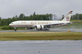 Boeing Delivers 777 Freighter to Etihad Crystal Cargo