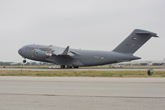 Boeing Delivers UAE Air Force and Air Defence's 3rd C-17