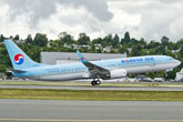 Boeing, Korean Air Announce Order for Two 737-900ERs