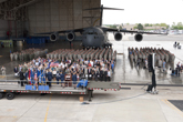 Boeing, US Air National Guard Welcome C-17s to Stewart ANG Base