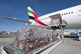 Boeing Partners with Emirates Airlines and Non-Profits to Deliver Relief Supplies to Somalia