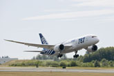 First Boeing 787 Dreamliner that Will Enter Into Service