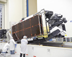 Boeing Delivers 2nd Intelsat 702MP Satellite to Sea Launch Home Port