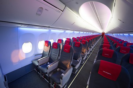Awesome Boeing Delivers 1,000th 737 Boeing Sky Interior
