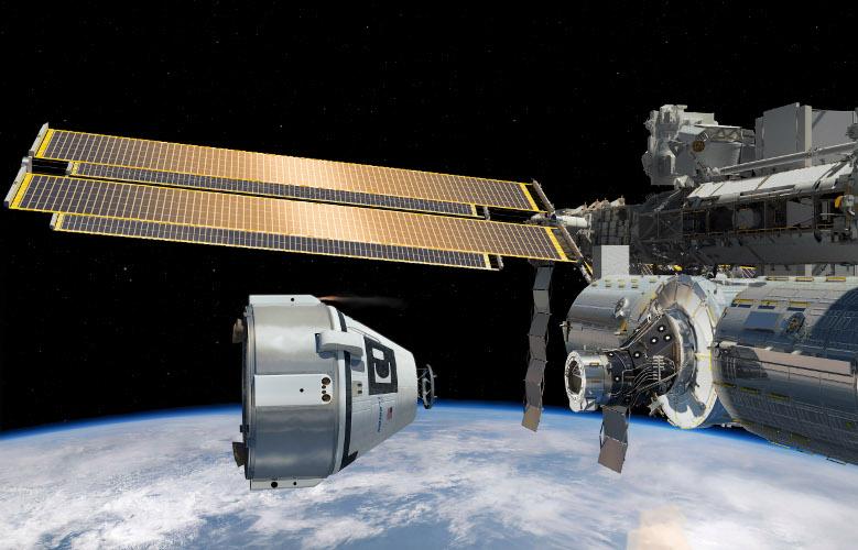boeing spacecraft human - photo #6