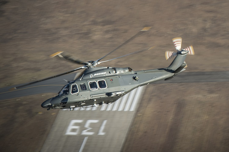 Boeing MH-139 to Replace U.S. Air Force UH-1N Huey Fleet