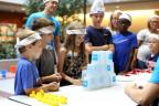 Fearless Day cup stacking