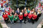 Secret Santa program at Capital BlueCross