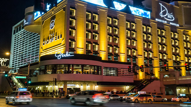 The Cromwell offers an exceptional luxury Las Vegas hotel experience in an intimate boutique hotel setting.