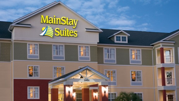 MainStay Suites Exterior