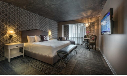 Cambria Hotel & Suites New Orleans Downtown Warehouse District Guestroom