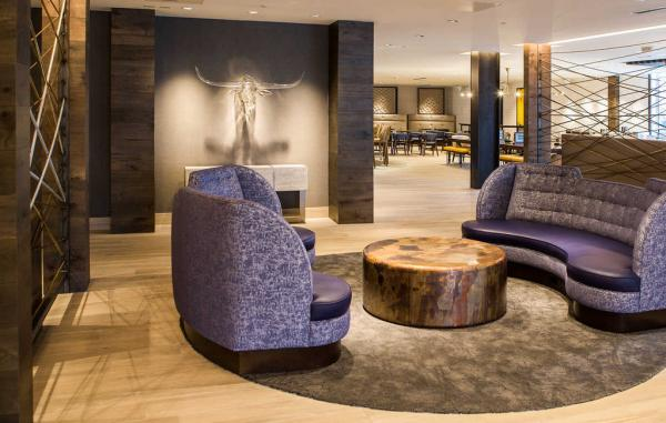 Cambria Hotel & Suites Southlake DFW North Lobby