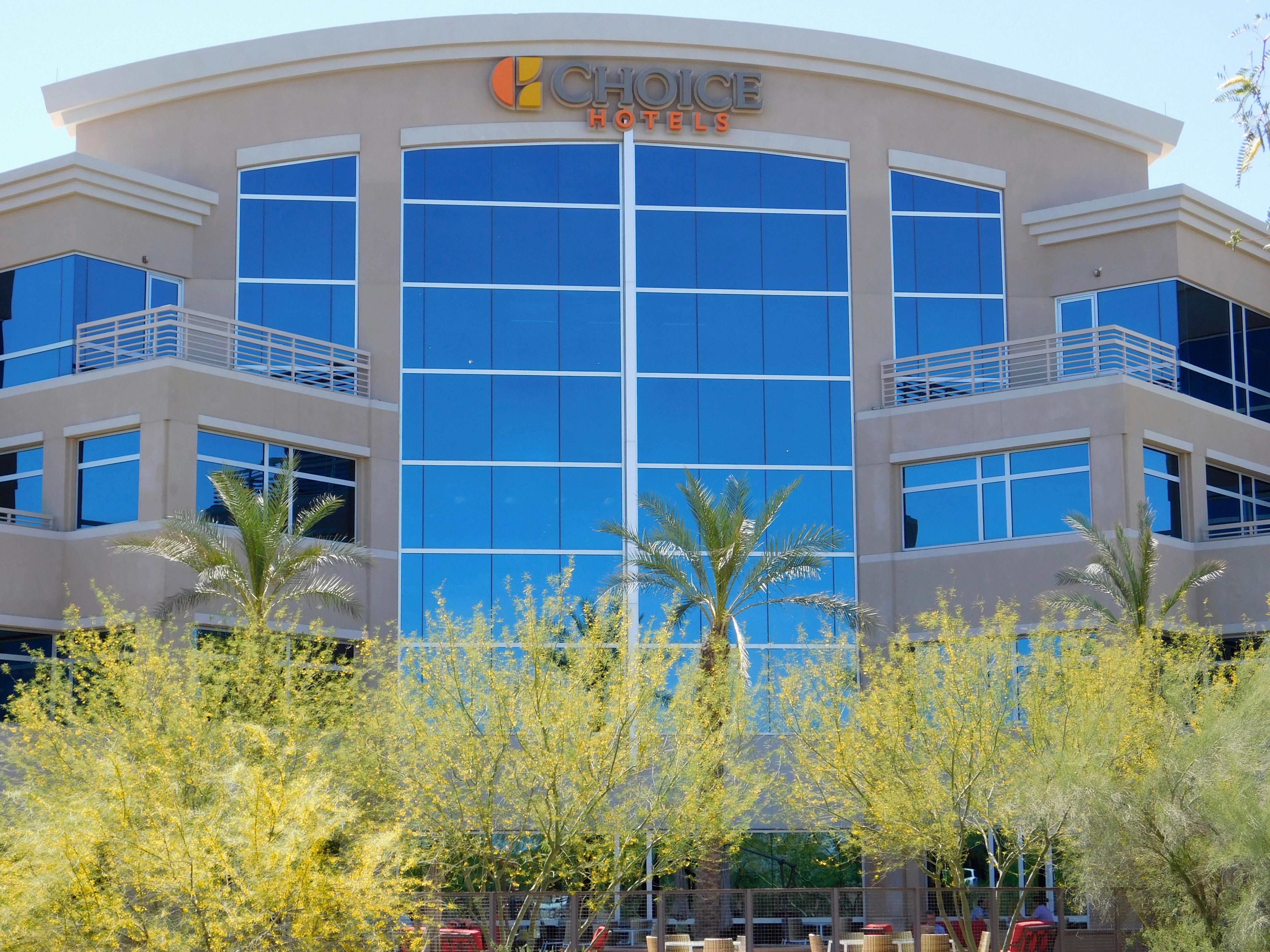 Choice Hotels International Phoenix Corporate Headquarters
