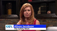 Cox Communications | Safety Mom | Tips to manage kids television watching