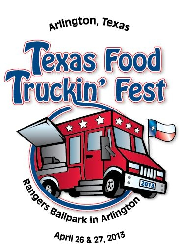 Rangers Ballpark Food Truck Fest