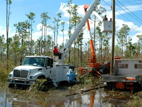 Great As Floridians Turn Their Attention To The Tropics This Storm Season, Florida  Power U0026 Light Company Reminds Customers That No Utility Is Hurricane Proof. Images