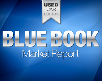 Kelley blue book auto market report — official guide