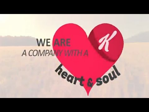 Kellogg: A company with a Heart & Soul