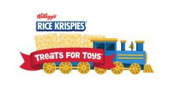 Rice Krispies, treats for toys