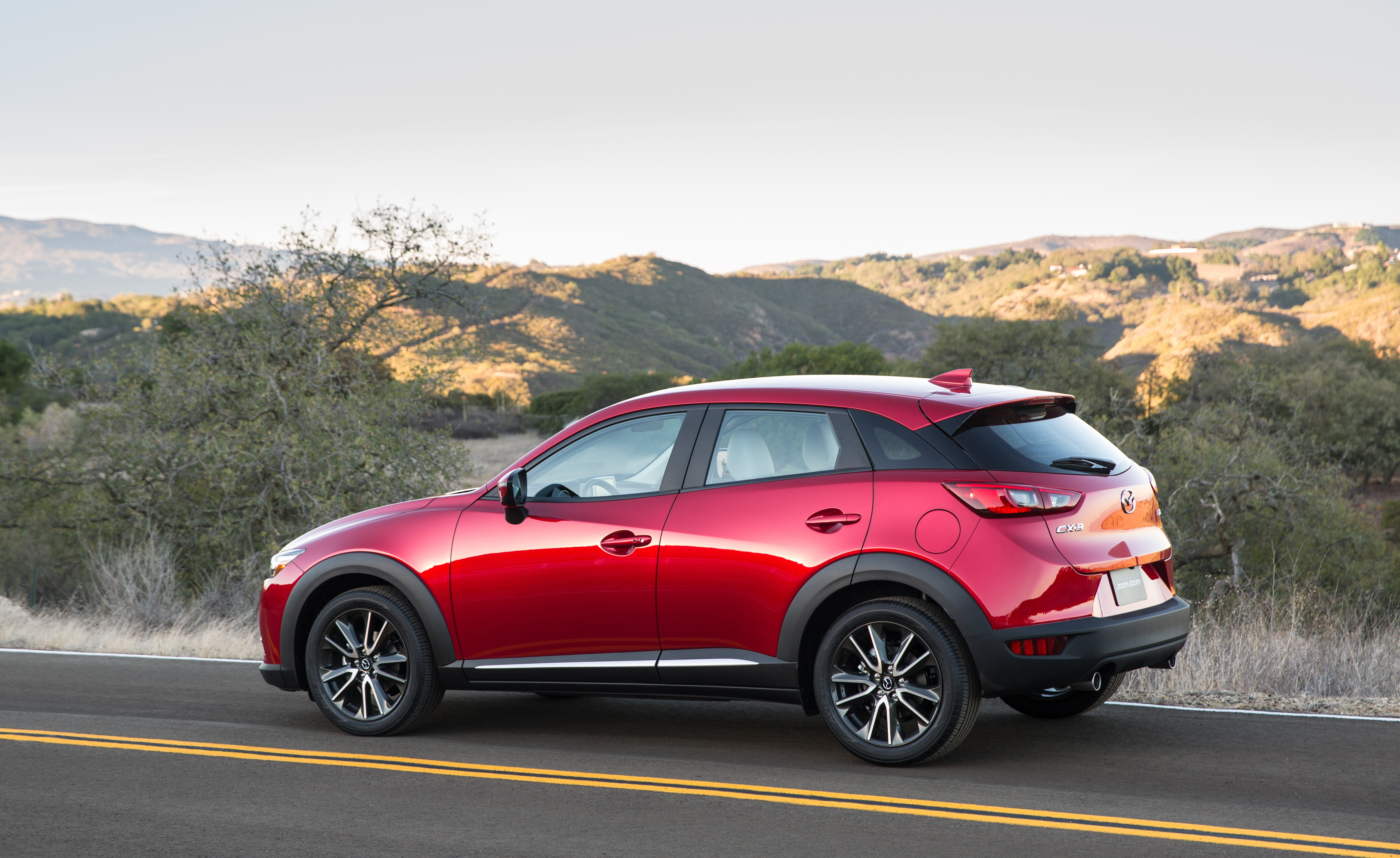 spirit mazda with review cx crossover mg subcompact test gt drive