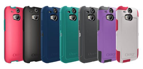 timeless design 6a27b 37a76 OtterBox Cases Protect The All New HTC One (M8)