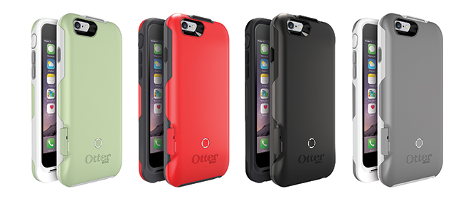 OtterBox Reveals Resurgence Power Case for iPhone 6