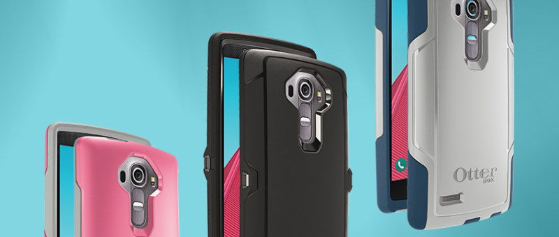 Experience Greatness: OtterBox Makes the Case for LG G4