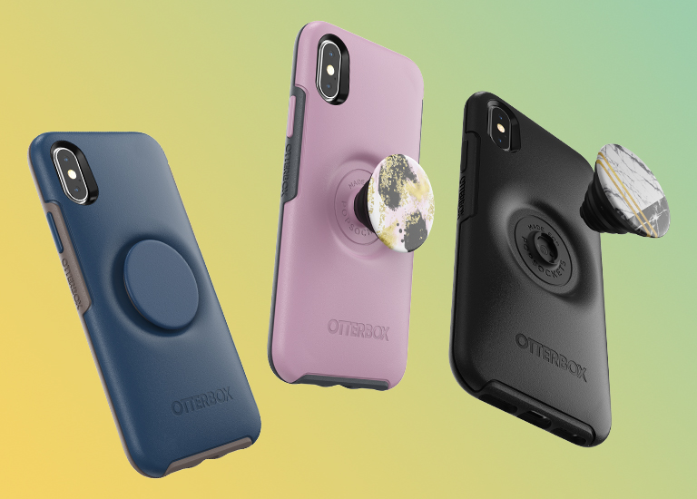 OtterBox and PopSockets Announce Swappable, Unstoppable Otter + Pop