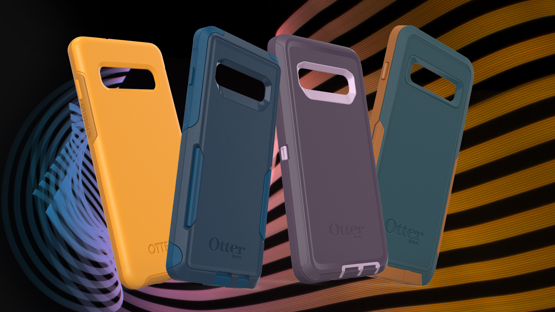 OtterBox Announces Complete Lineup for Galaxy