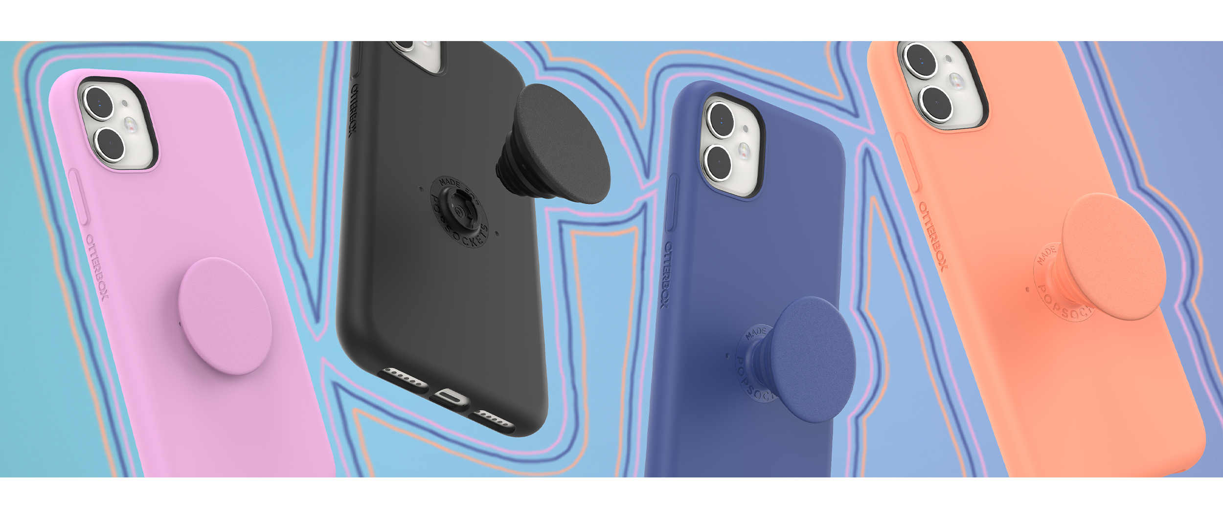 OtterBox Introduces Figura Series Otter + Pop
