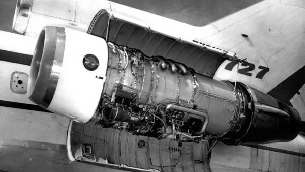 Pratt & Whitney's JT8D Engine Turns Half a Century Old