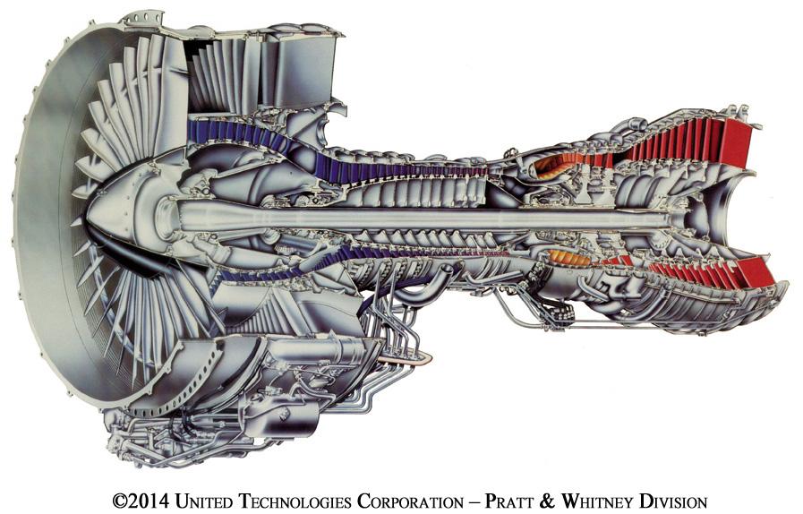 pw2000 engine pratt \u0026 whitneyBoeing 757 Engine Diagram #21