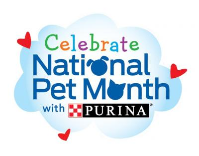 Roll Over Pet Hunger During National Pet Month in May