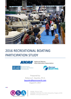 Boating Participation Study