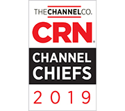2019 CRN Channel Chief Award