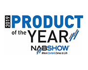 Sharp wins Product of the Year at the 2019 NAB Show