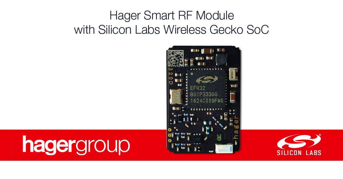 Hager Group Smart RF Module