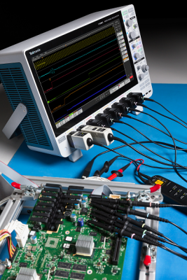 Tektronix Simplifies Automotive Ethernet Testing with New Software