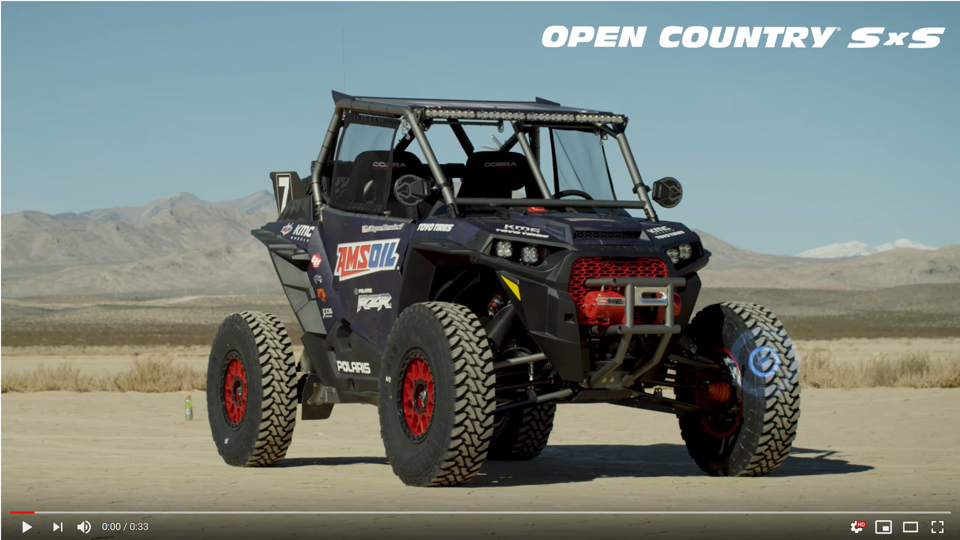 Toyo Open Country SxS | Now Available